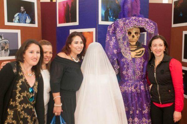 TANYA RELLSTAB INAUGURA FESTIVAL DE CULTURAS POPULARES