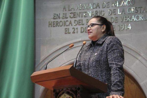 ARACELI CASASOLA BUSCA PRD CALIFICAR LAS CUENTAS