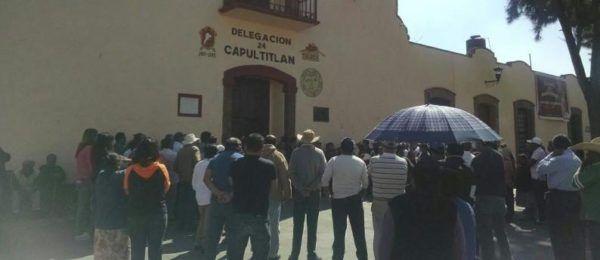 """""""Las necesidades obligan a encontrar espacios adecuados para desarrollar estas actividades"""", comentó el Alcalde de Toluca"""