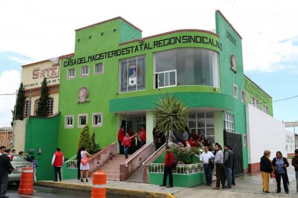 CASA DEL MAGISTERIO REGION 2