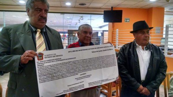 DENUNCIAS AL TESORERO DE HUIXQUILUCAN