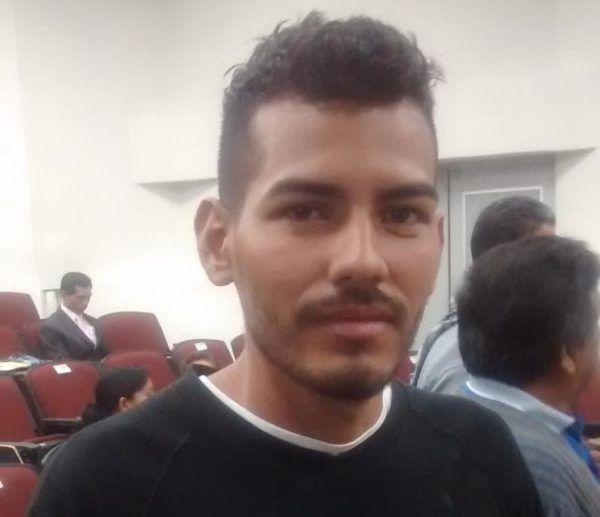 JOSE RAMIREZ MIGRANTE DE GUATEMALA