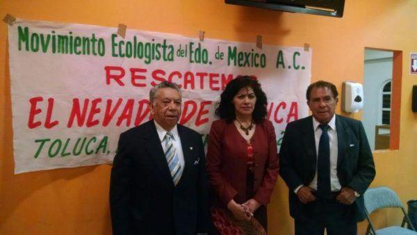 MOVIMIENTO ECOLOGISTA RESCATE DEL NEVADO