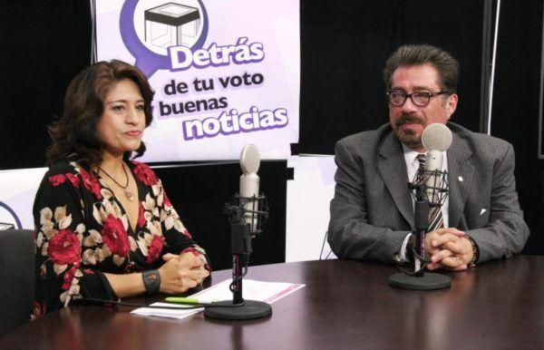 ROSA MARIA DELGADO ENTREVISTA A HORACIO JIMENEZ