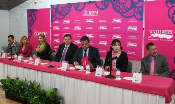CERTAMEN DE INVESTIGACION Y ENSAYO POLITICO