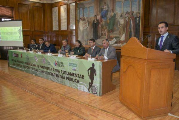 RECABAN PROPUESTAS PARA NORMAR ACTIVIDADES DEPORTIVAS