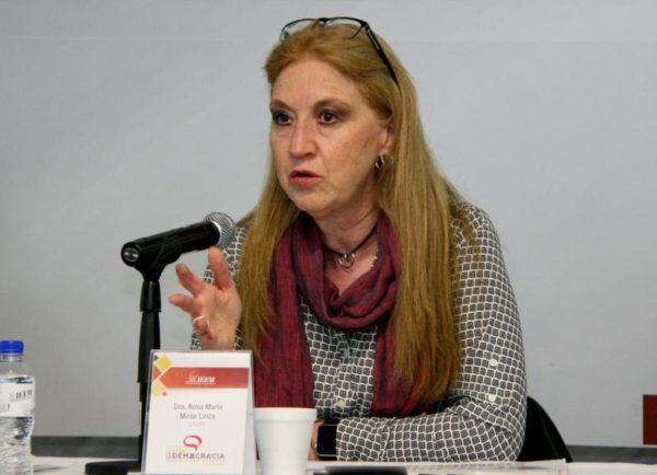 ROSA MARIA MIRON LINCE UNAM