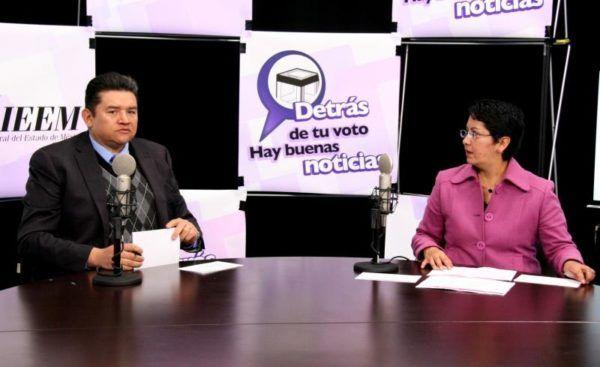 ELEVAR CALIDAD DE LAS ELECCIONES PEDRO ZAMUDIO Y CLAUDIA HIDALGO