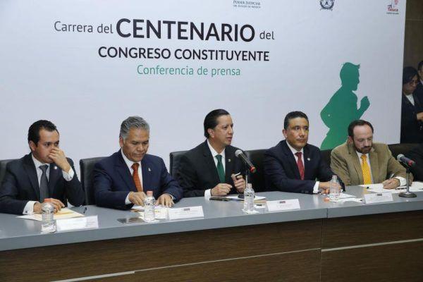 CARRERA CONMEMORATIVA DEL ANIVERSARIO DEL CONSTITUYENTE