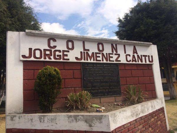 COLONIA JIMENEZ CANTU