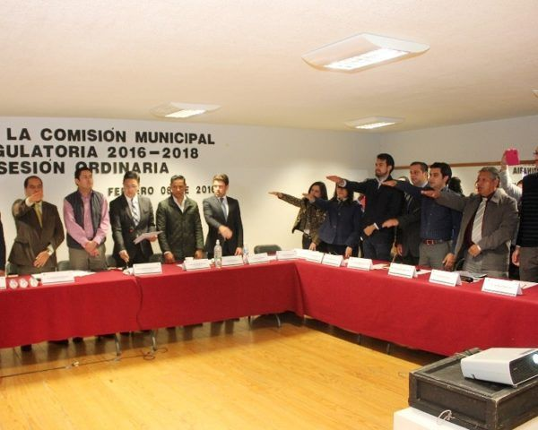 INSTALAN COMISION DE MEJORA REGULATORIA