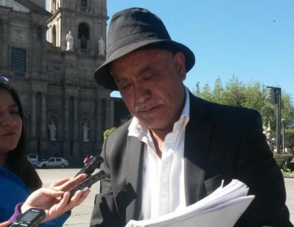 JUAN VILLEGAS REPRESENTANTE DE LOS COMUNEROS DE HUIXQUILUCAN