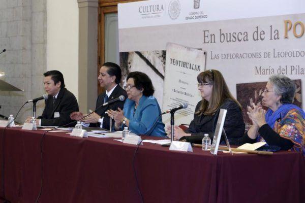PRESENTAN EN BUSCA DE LA POMPEYA MEXICANA JOG