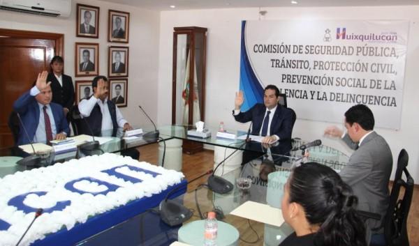 TRABAJO ARDUO EN COMISIONES EDILICIAS