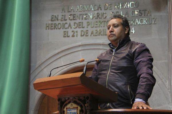 JAVIER SALINAS LEY DE RESPONSABILIDADES DE LOS SERVIDORES