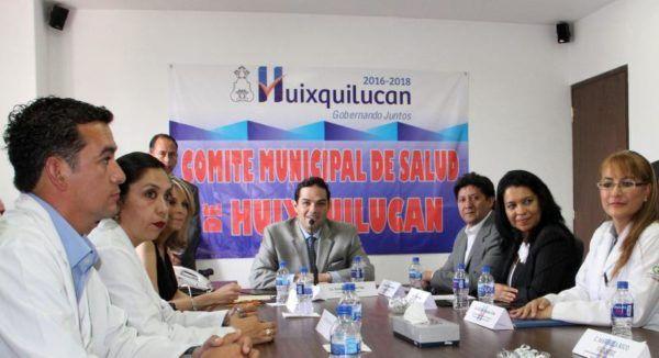 HUIXQUILUCAN MUNICIPIO SALUDABLE