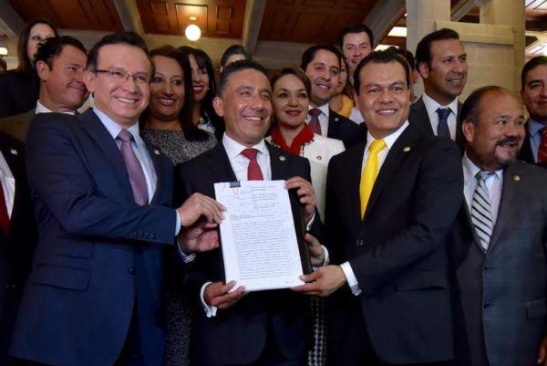 PROMUEVEN ACCION DE INCONSTITUCIONALIDAD LEY ATENCO