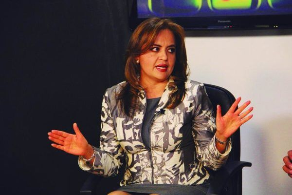ANA LILIA HERRERA EXPRESION