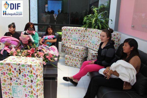 ATENCION ESPECIAL A MADRES ADOLESCENTES