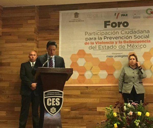 EDUARDO VALIENTE FORO DE PREVENCION Y DELINCUENCIA