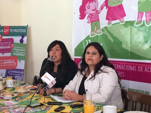 ESPERANZA ARIAS ABORTOS CLANDESTINOS EN EDOMEX