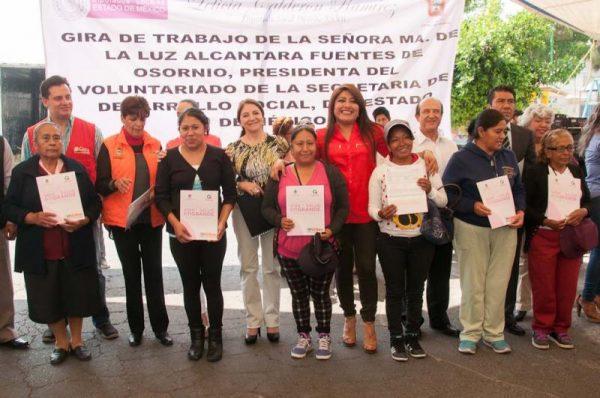 En coordinación con la senadora María Elena Barrera Tapia, la legisladora del PRI organizó una conferencia magistral impartida por Jorge Álvarez Camacho.