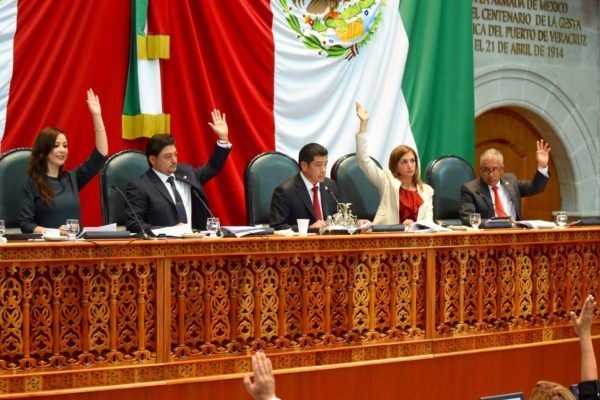 LEY DE EXTINCION DE DOMINIO APROBADA