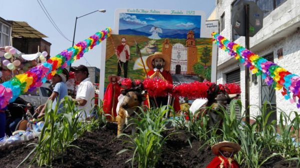 PASEO DE LA AGRICULTURA METEPEC 2016