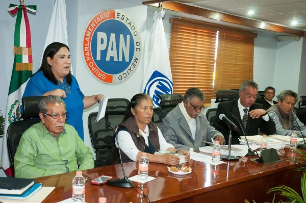 PIDEN RESPETAR REPRESENTACION INDIGENA EN MUNICIPIOS