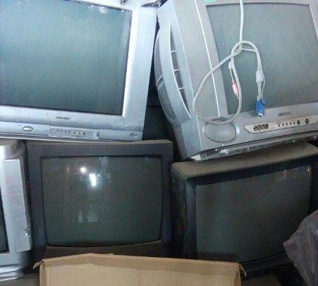 TELEVISORES INSERVIBLES