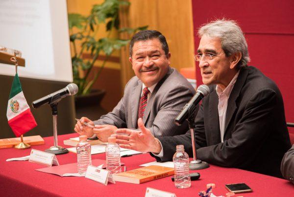 Victorino Barrios destacó la obra literaria de Luis Astorga, como uno de los autores que han podido mantenerse en el gusto de los lectores mexicanos.