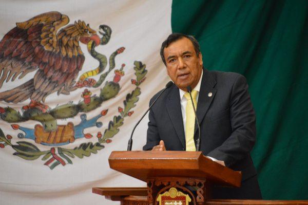 El diputado J. Eleazar Centeno Ortiz afirma que olvidarse de su pasado es repetirlo, por lo que solucionar los problemas a tiempo llevará al desarrollo.