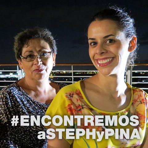Las redes sociales se convirtieron en la única esperanza para encontrarlas, el #ENCONTREMOSaSTEPHyPINA, así como la cuenta de twitter @StephyPina3105, esperan recopilar información que terminen con 13 días de angustia, sin saber qué les ocurrió