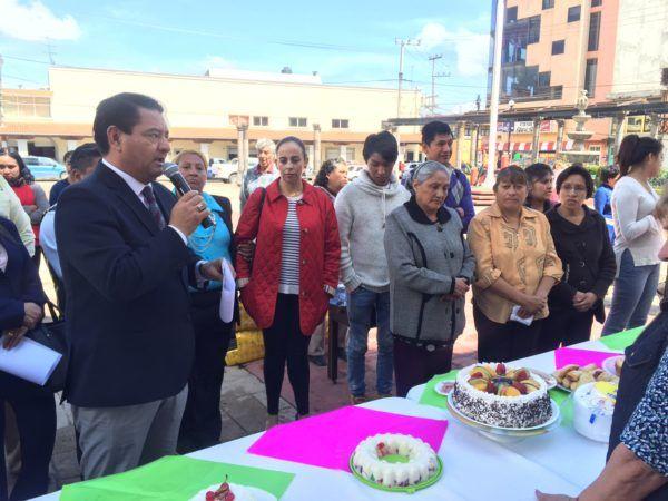 El Presidente Municipal de Capulhuac informó también que en los próximos días se firmará el Programa de Videovigilancia en el Municipio