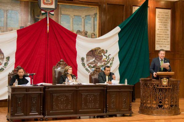 La mayoría de los ayuntamientos mexiquenses avalaron las reformas por las cuales también se incorporó la figura de gobiernos de coalición y una más en materia de derechos humanos.