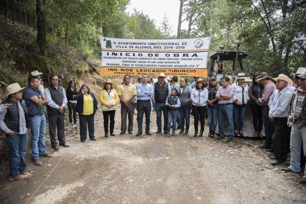 Los habitantes de las comunidades de Loma de Juárez y Sabana de la Peña serán los beneficiados con estos espacios gestionados por el diputado Arturo Piña.