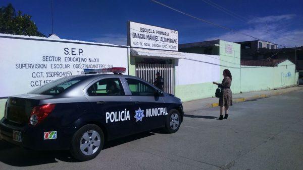 Participaran 160 elementos de la policía municipal en operativo de seguridad en vacaciones.