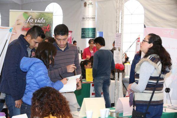 Promueven autoridades la colocación de jóvenes para obtención de primer empleo.