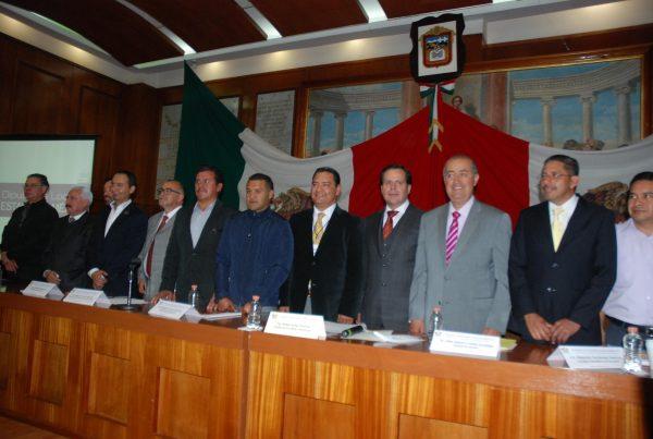 Alcaldes de Izquierda conforman un Frente de Unidad en el Edoméx.