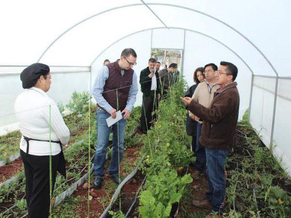 El Director de Participación Social de la Sedesol visita instalaciones en Metepec, Atlacomulco e Ixtlahuaca.