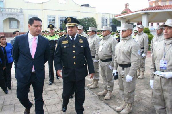 Eduardo Neri dio a conocer que Capulhuac ya se encuentra dentro de los 23 municipios más seguros de todo el Estado de México.