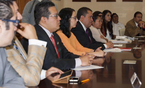 El presidente Sergio Medina Peñaloza subrayó la necesidad de fomentar la justicia terapéutica, a través de los TTA.