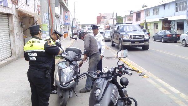 50% de motociclistas inspeccionados en operativo Pegaso reciben sanción por incumplimiento al reglamento