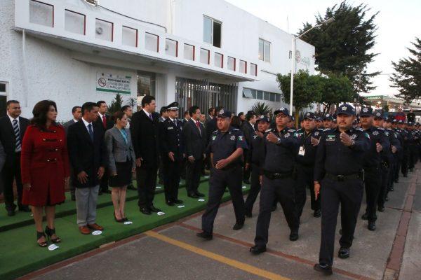 Gobierno municipal determinado a mejorar la seguridad de la población.