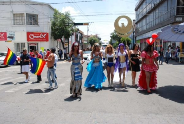 COMUNIDAD LGBTTI
