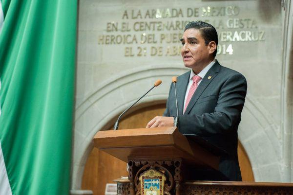 La 59 Legislatura mexiquense también turnó a comisiones la iniciativa del diputado Abel Valle (morena) para crear el Sistema de Alertas Tempranas y Emergencias del Estado de México.