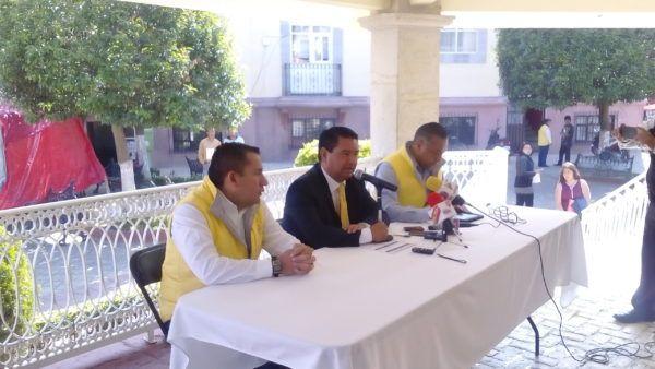 Inicia encuesta ciudadana para calificar administración municipal de Capulhuac