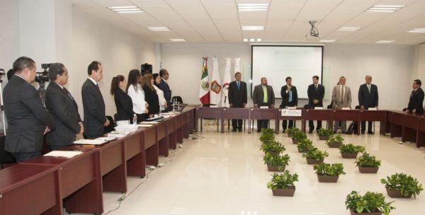 Consejeros, magistrados y jueces participan en curso de la ONU.