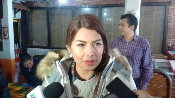 Ocoyoacac, Diana Pérez Barragán