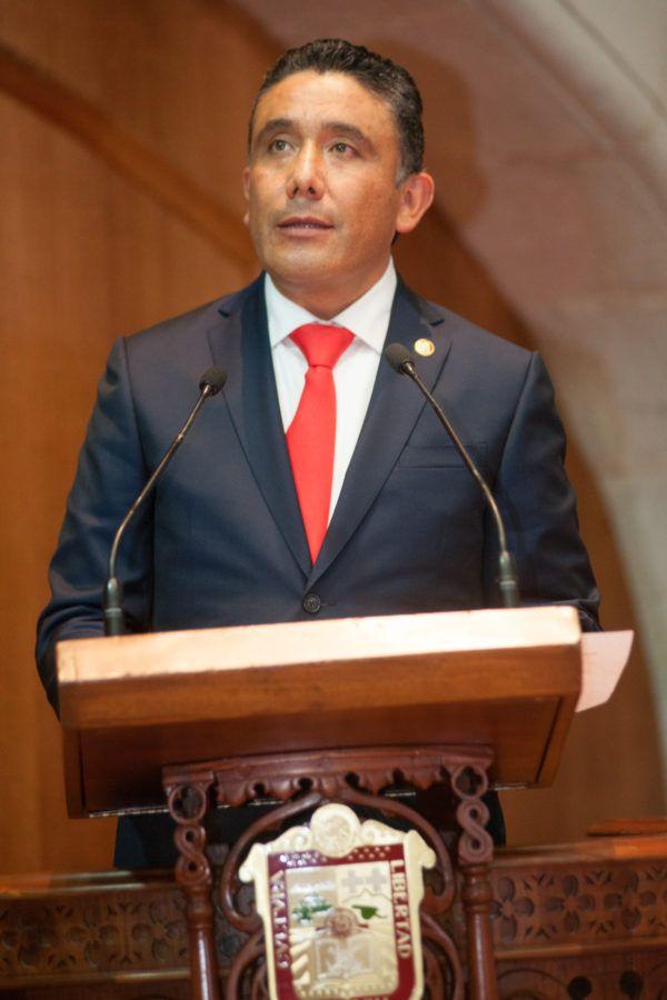 En su primer año de gestión fue electo por unanimidad como presidente de la Junta de Coordinación Política de la 59 Legislatura mexiquense.